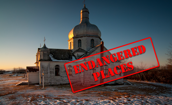 Top 10 Endangered Places List - National Trust for Canada