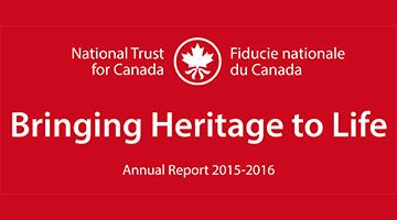 Annual Report – 2015-2016