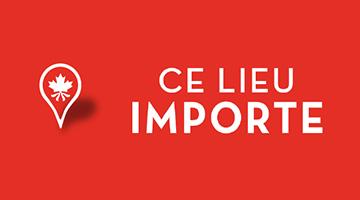 La Fiducie nationale du Canada annonce les gagnants  du concours de sociofinancement CE LIEU IMPORTE