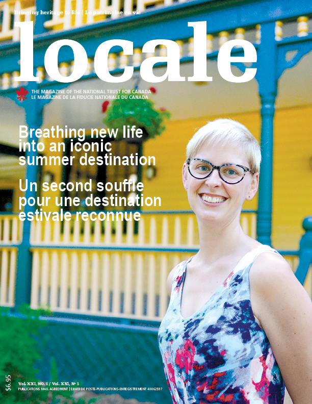 Locale – Summer 2018