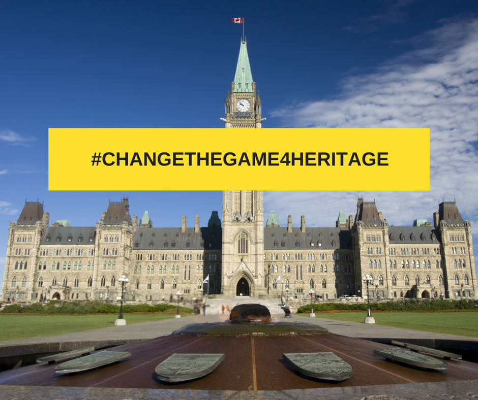 The National Trust for Canada launches petition calling for federal action on historic places
