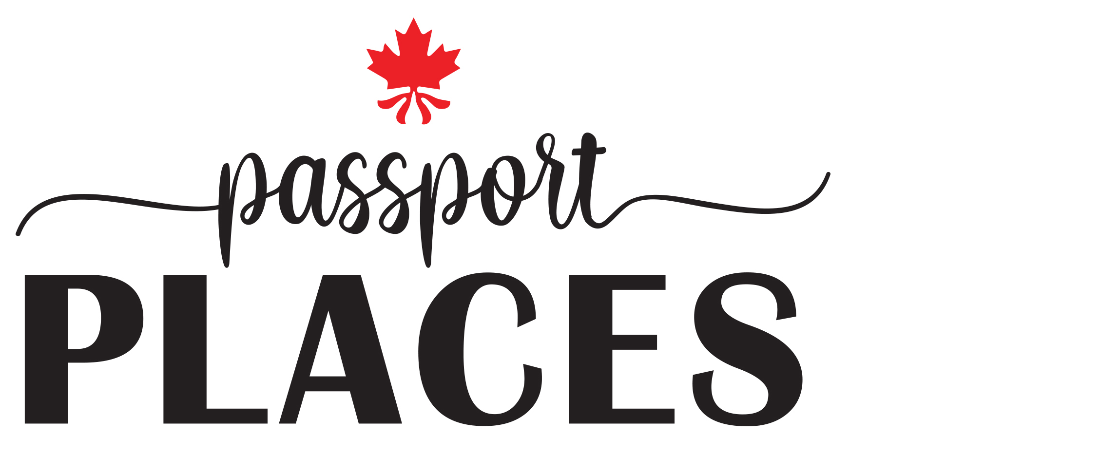 Passport Places – Canada