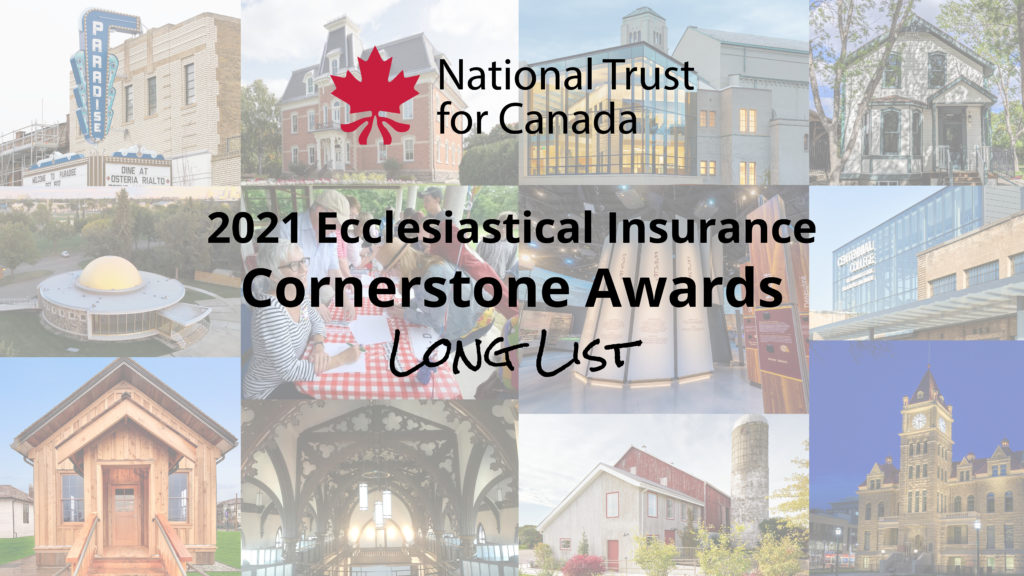 Cornerstone Awards Long List